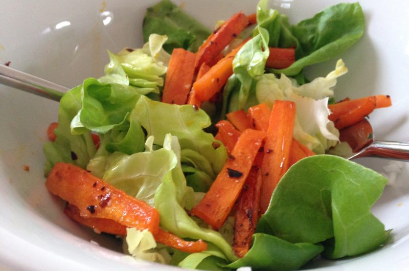 Alternativ gulerodssalat
