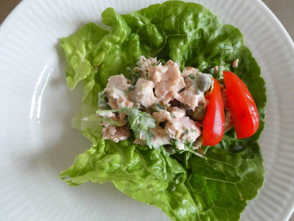 tunsalat - idéer til påskefrokost