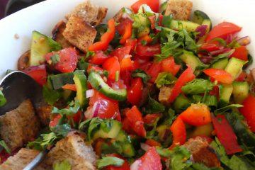 fattoush salat