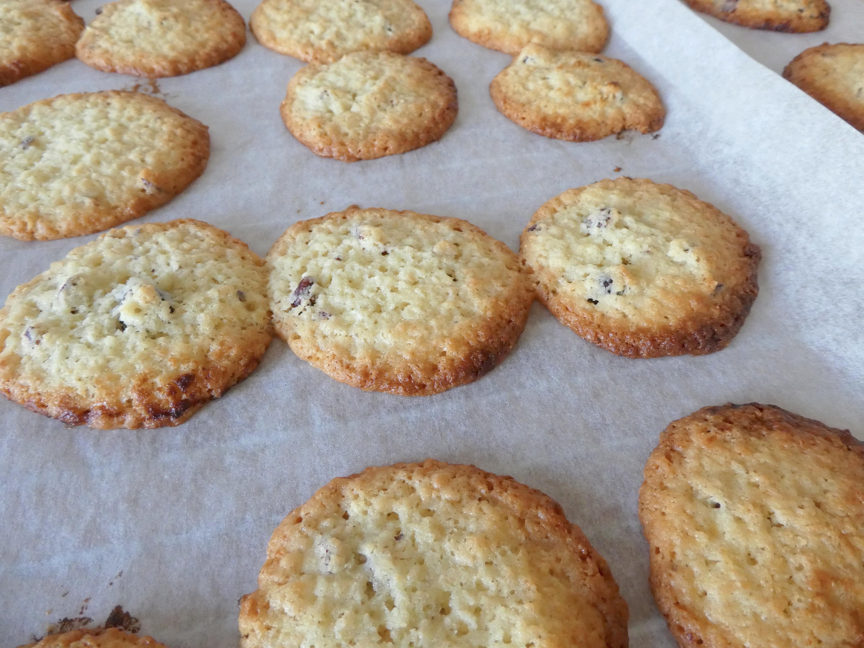 småkager med kokos hasselnødder og citron