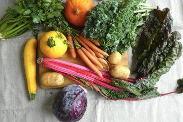 holdbarhedsmærkning - fine grønsager fra Aarstiderne