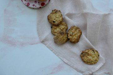 sundere cookies med kokos