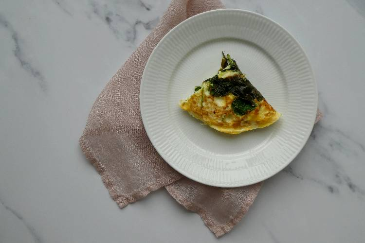 min morgenmad omelet