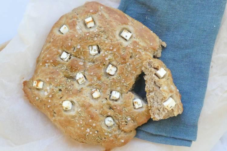 Foccaciabrød med maskmel – blødt og lækkert