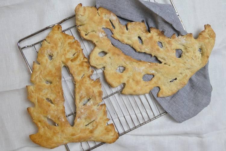 fougasse brød