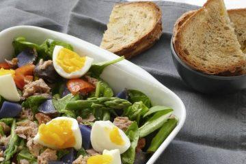 salat a la salade nicoise