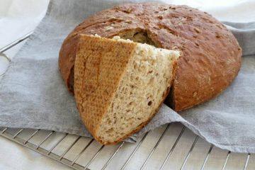 brød med ølandshvedemel